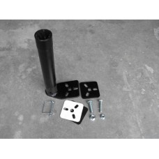 High Pole Towhook/Tube Combo Adaptor Angled 4 Inch