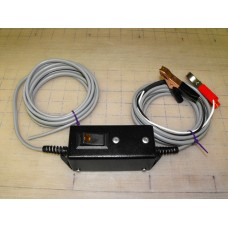 Remote Switchbox with Battery Clamps