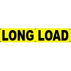 LONG LOAD Banner 12x60