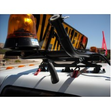 RT-II Suction Cup and Straps